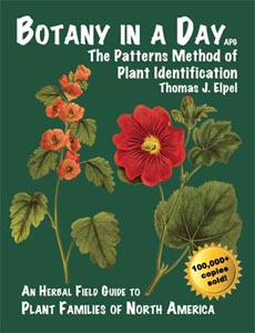 Botany in a Day book cover.