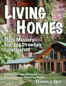 Living Homes book cover.