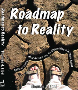 Roadmap to Reality book cover.