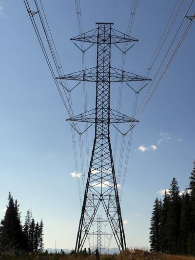 Transmission line.