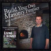 Build Your Own Masonry Fireplace DVD.