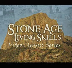 Stone Age Living Skills: Video Classics Series on DVD.