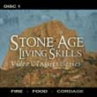 Stone Age Living Skills Video Classics DVD, Disc One.
