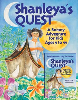 Shanleya S Quest Book And Card